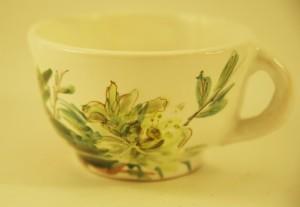 Керамическая чашка своими руками